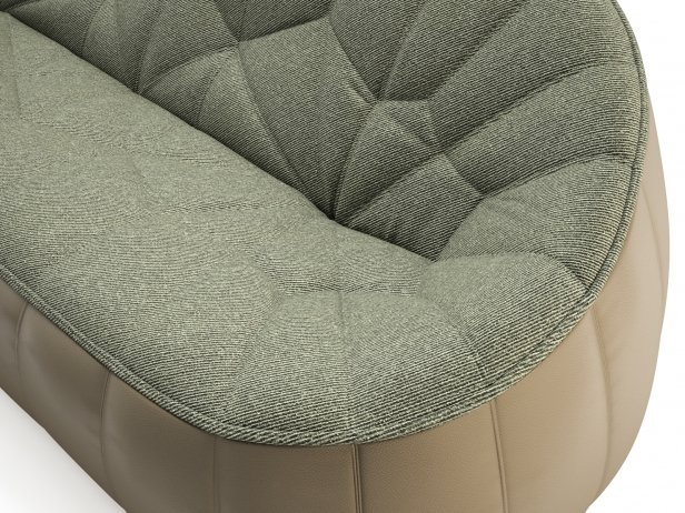 Ottoman 3-Seater Sofa 8