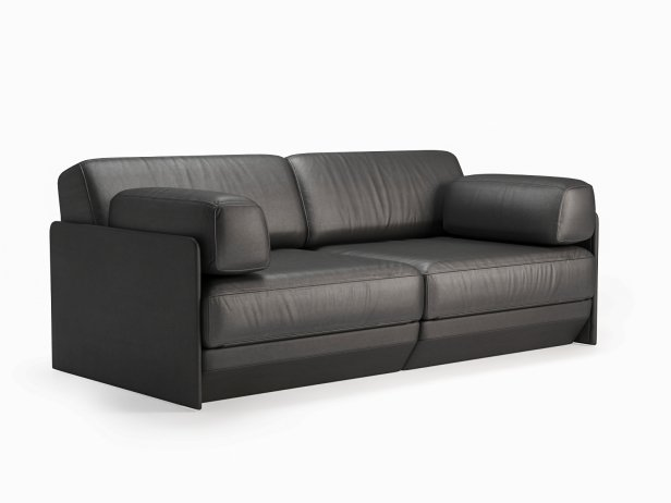 DS-76/102 2-Seater Sofa 4