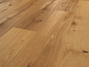 Country Rustic Solid Oak Flooring