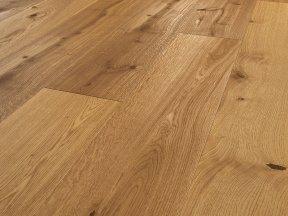 Country Rustic Solid Oak Flooring