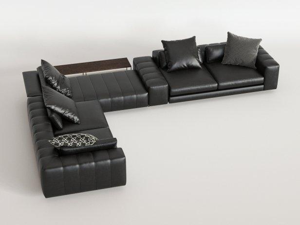 Freeman Corner Sofa System C 6