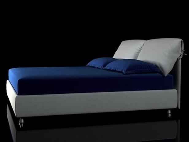 nathalie 3d model flou. Black Bedroom Furniture Sets. Home Design Ideas