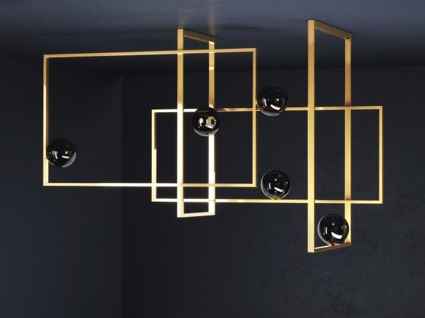 Mondrian Pendant Lamp 3