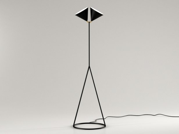 Deux Lamp 1