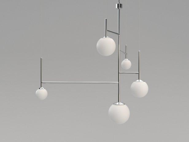 Moon Suspension L Lamp 4