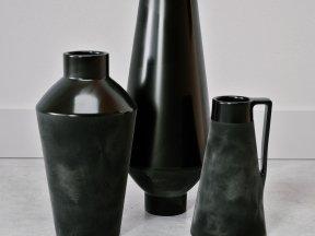 Carla Peters Black Chulucanas Vase