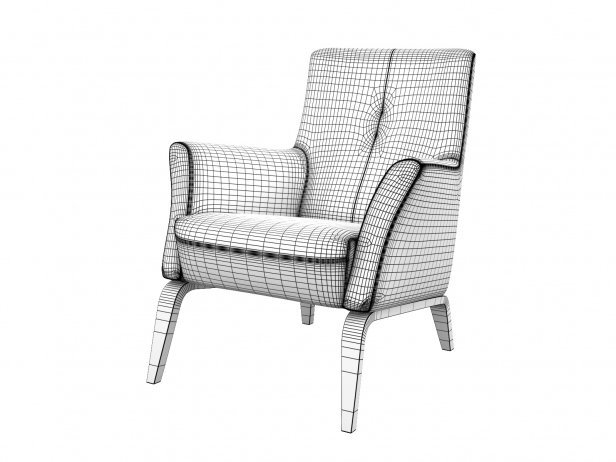 Palio Armchair Low 3