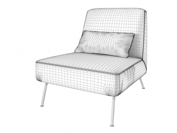 Humphrey Fireside Chair 3