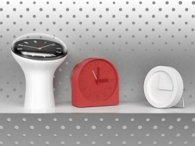 Table Clock Set