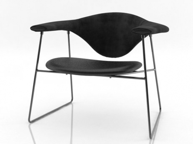 Masculo Lounge Chair 6