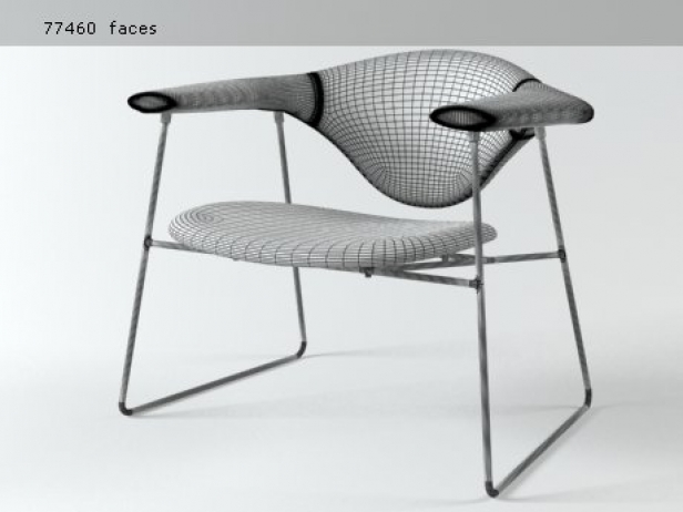 Masculo Lounge Chair 10