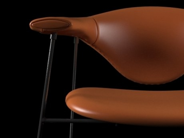 Masculo Lounge Chair 8