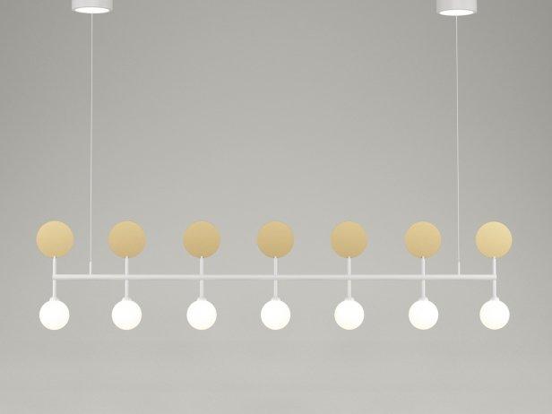 Row Pendant Lamp 2