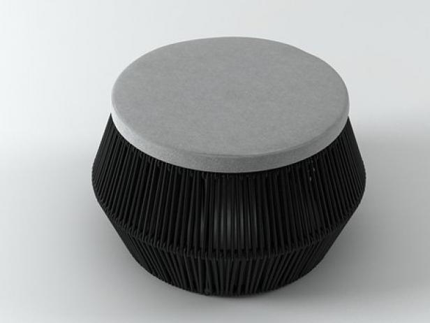 ZigZag puff 12