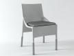 Slim Line Side Chair 7