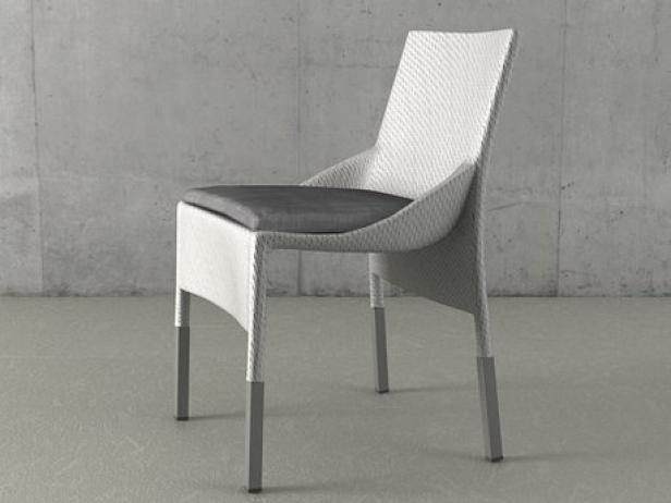 Slim Line Side Chair 6