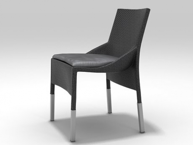 Slim Line Side Chair 1