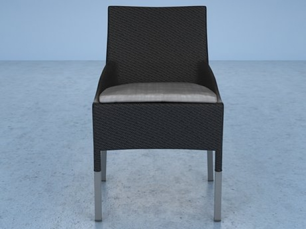 Slim Line Side Chair 4