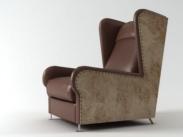 Pochette armchair 1