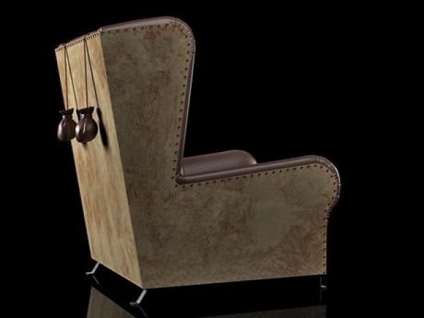 Pochette armchair 5