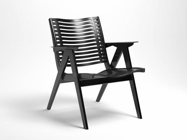 Rex 120 Lounge Chair 4