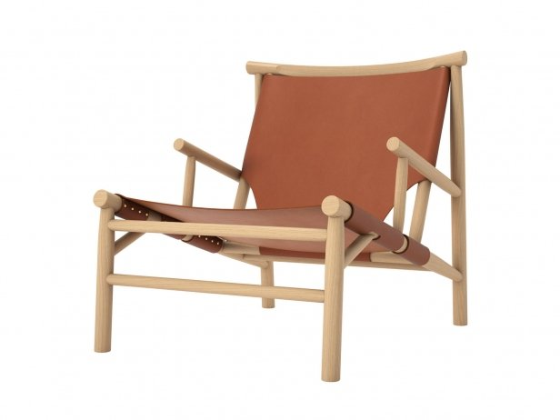 Samurai Lounge Chair 3