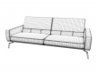 DS-87 3-Seater Sofa 3