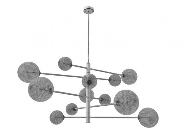 Argento L Pendant Lamp 3