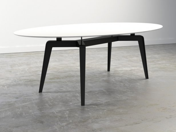 Odessa Dining Table 240 2