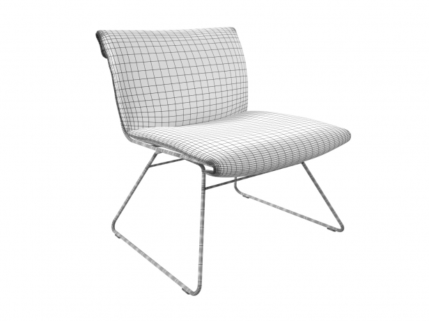 DS-515 Lounge without Armrests 6