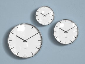AJ City Hall Wall Clock