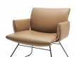 DS-515 Lounge Chair with Armrests 7