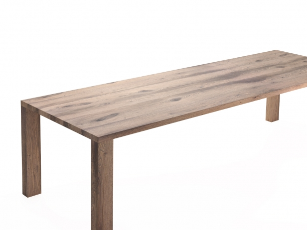 DS-777 Dining Table Wood 3