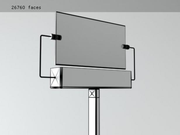 Model A floor&wall lamp 5
