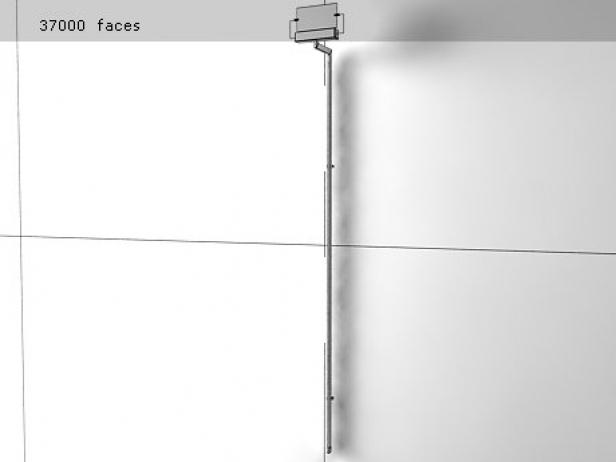 Model A floor&wall lamp 6
