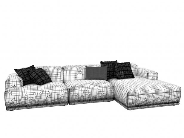 Connect 3-Seater Lounge 5