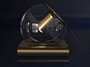 The Globe Table Lamp