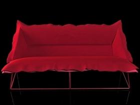 Volant 3-Seat Sofa Demi 296