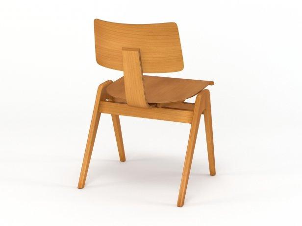 Hille Stak Chair 6
