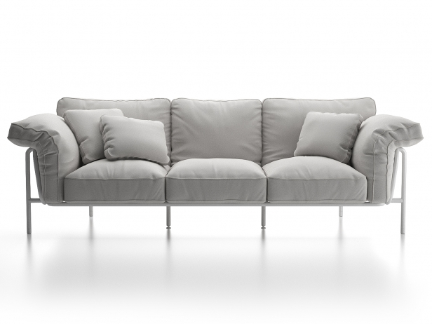 DS-610 3-Seater Sofa 2