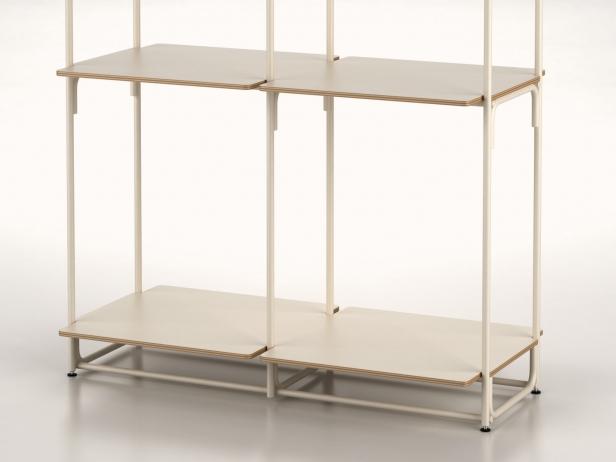 la bibliotheque fil high mod le 3d ligne roset. Black Bedroom Furniture Sets. Home Design Ideas