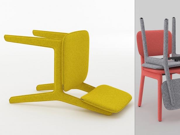 Felt Chair 3