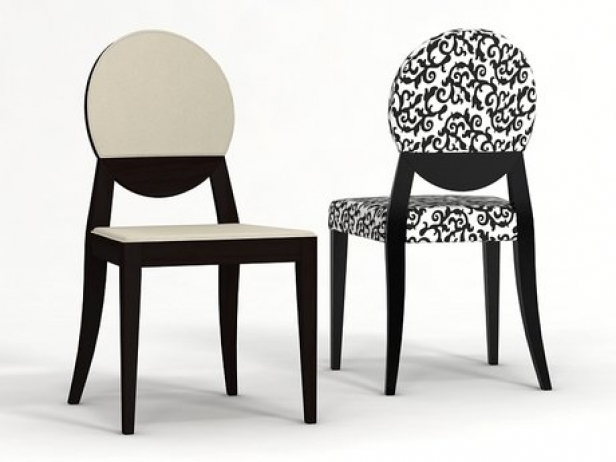 Chair 07 3d model - Calligaris balances ...