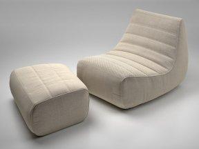 Saparella Fireside & Footstool