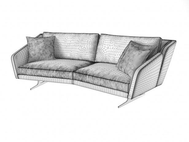 Nikita 3-Seater Special Sofa 4
