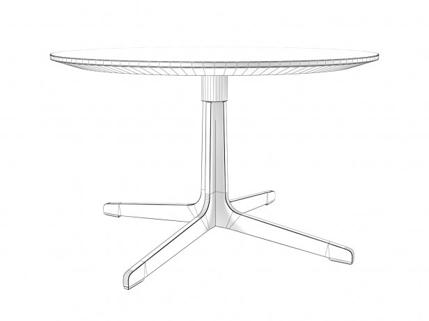DS-144/61 Side Table 3