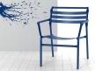 Straw lounge chair 2