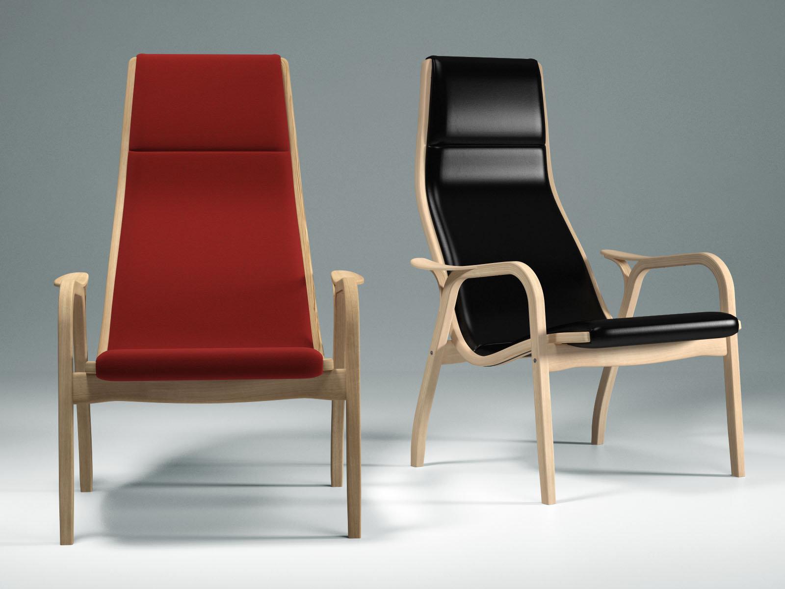 Lamino 3D Modell Swedese Möbler AB