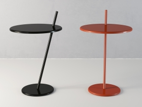 Good Evening Pedestal Table