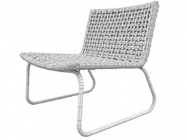 Marina Lounge Chair 4